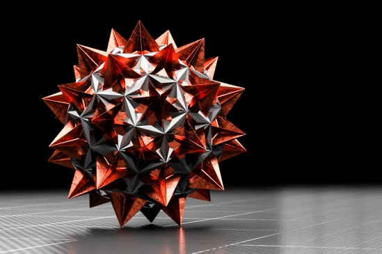 20180712 - Geometric Spikes